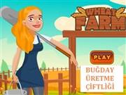 Buğday Üretme Çiftliği