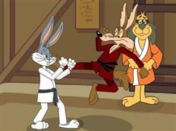 Bugs Bunny Dövüş
