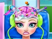 Buz Prensesi Beyin Ameliyatı