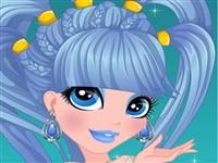 Buz Prensesi Makyaj