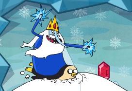 Buzların Hakimi