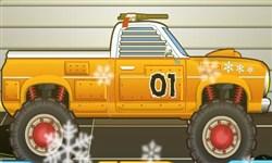 Buzlu Yol Arabası