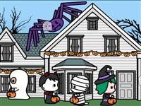 Cadılar Bayramı Evi Dekorasyonu