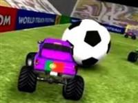 Canavar Kamyon Futbol