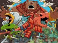 Canavar Savaşçılar