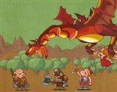 Cesur Okçu ve Ejderha