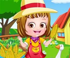 Çiftçi Hazel Bebek