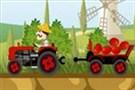 Çiftlik Traktörü Sürme