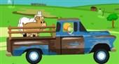 Çiftlikte Hayvan Taşıma