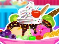 Çikolatalı Vanilyalı Dondurma