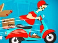 Çılgın Motorcu Kurye
