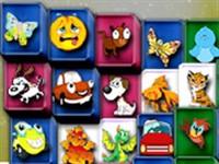 Çocuklar için Mahjong