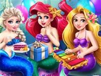 Deniz Kızı Doğum Günü