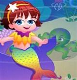 Deniz Kızı Lola Bebek Bakım Zamanı