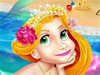 Deniz Kızı Rapunzel