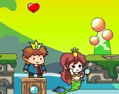 Deniz Kızı ve Kral