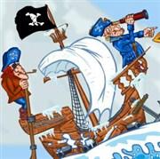 Deniz Korsanları Hazine Avı