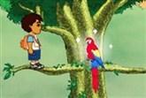 Diego ve Orman Hayvanları