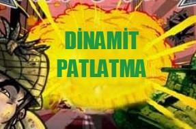 Dinamit Patlatma