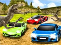 Dino Araba Yarışı