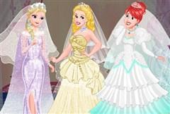 Disney Kızları Evleniyor