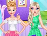Disney Prensesleri Çılgın Haftasonu