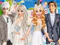 Disney Prensesleri Evleniyor
