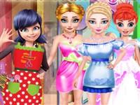 Disney Prensesleri Yeni Saç Modeli