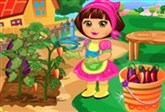 Dora Çiftçi Oluyor