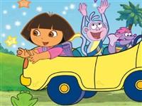 Dora Kayıp Araba Anahtarları