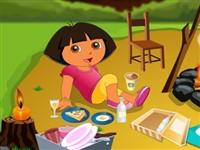 Dora Orman Kampı Temizliği