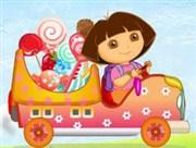 Dora Şekerleri Taşıma
