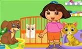 Dora ve Evcil Hayvanları