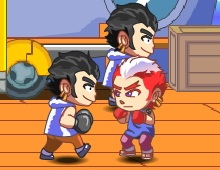 Dövüşçü İkizler