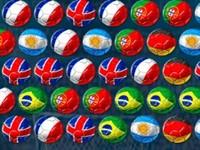 Dünya Kupası Balonları Patlat