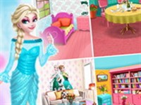 Elsa 4 mevsim Dekorasyon