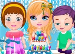 Elsa Bebeğin Doğum Günü