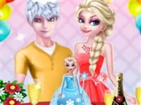 Elsa Doğum Günü Süprizi