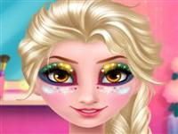 Elsa Gökkuşağı Makyajı