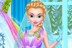 Elsa Güzellik Makyajı