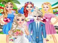 Elsa Havai Düğünü