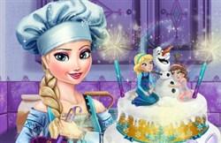 Elsa Sevgililer Günü Pastası