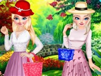Elsa ve Anna Bahar Modası