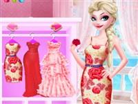 Elsa ve Anna Gül Modası