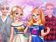 Elsa ve Barbie Randevu Modası