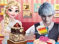 Elsanın Düğün Pastası