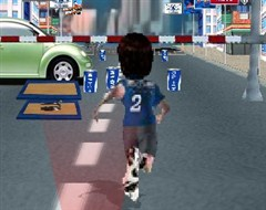 Engelli Koşu Yarışı