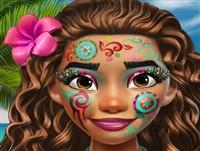 Exotic Prenses Makyajı