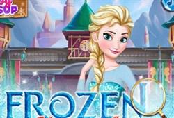 Frozen Gizli Nesneler