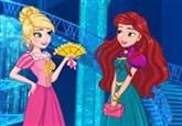 Frozen Kostüm Giydirme